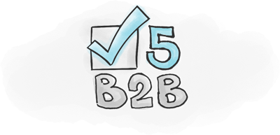 ترندهای فروش B2B