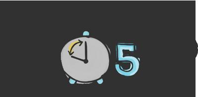 5 تاکتیک مدیریت زمان