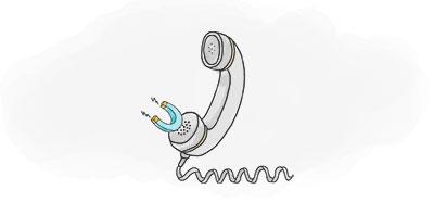 مذاکره تلفنی موفق
