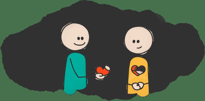 درگیر کردن احساس مشتری