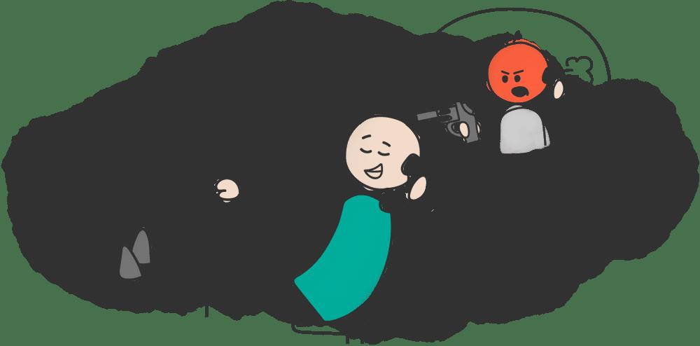 از دست دادن مشتری به دلیل پشتیبانی بد
