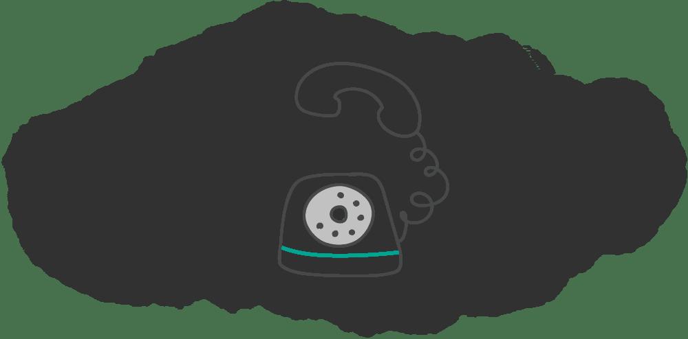 تعامل با مشتری از طریق تلفن