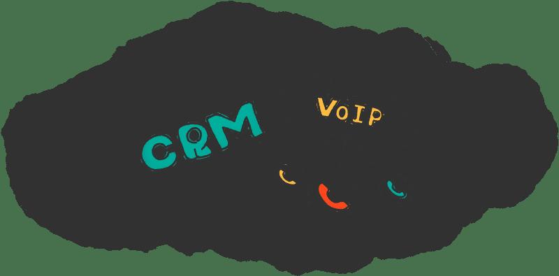 نرم افزار CRM و VIOP تیم فروش
