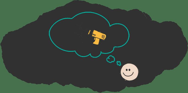 نشان دادن منافع محصول به مشتری