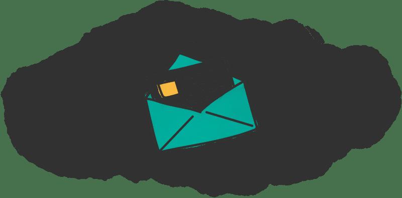 توجه به ایمیل ها
