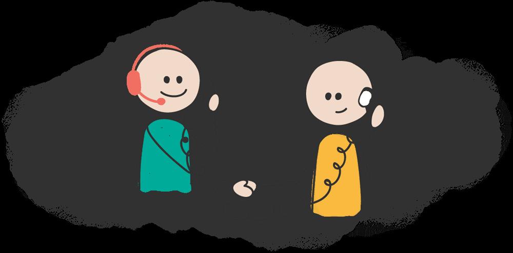 تأثیر پشتیبانی در رضایت مشتری