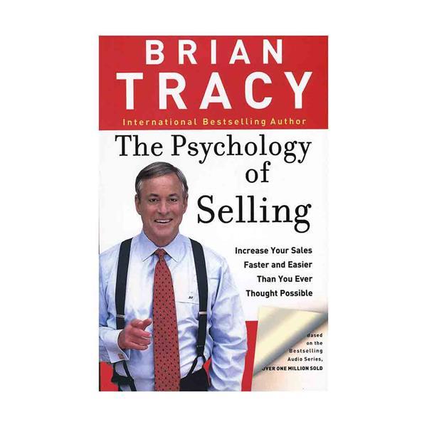 تصویر کتاب روانشناسی فروش برایان تریسی