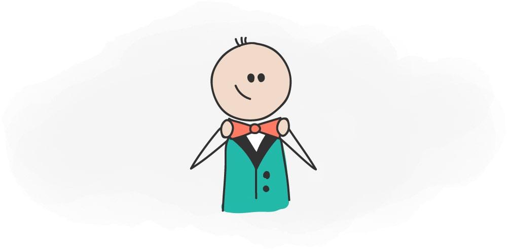 خوش پوش باشید و برای موفقیت لباس بپوشید