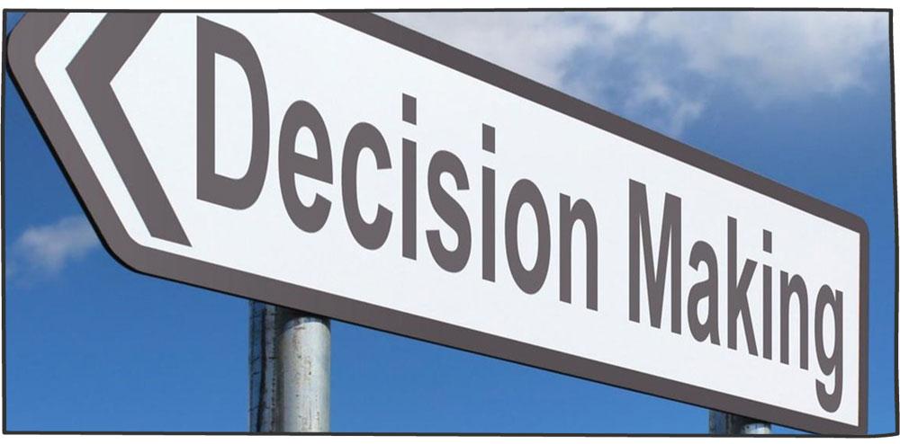 تسهیل فرآیند تصمیمگیری