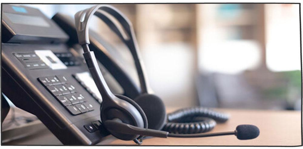 شروع تماس بازاریابی تلفنی