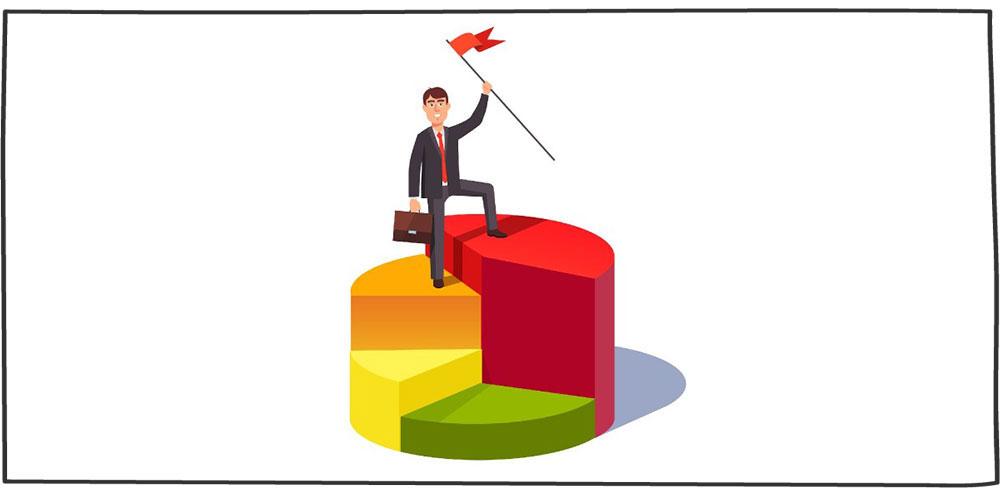 افزایش سهم بازار کسب و کار شما