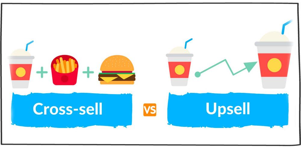 بیش فروش و فروش مکمل چیست
