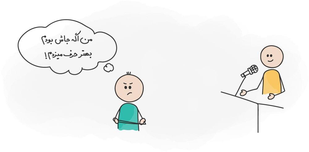 سوگیری شناختی فقدان همدلی