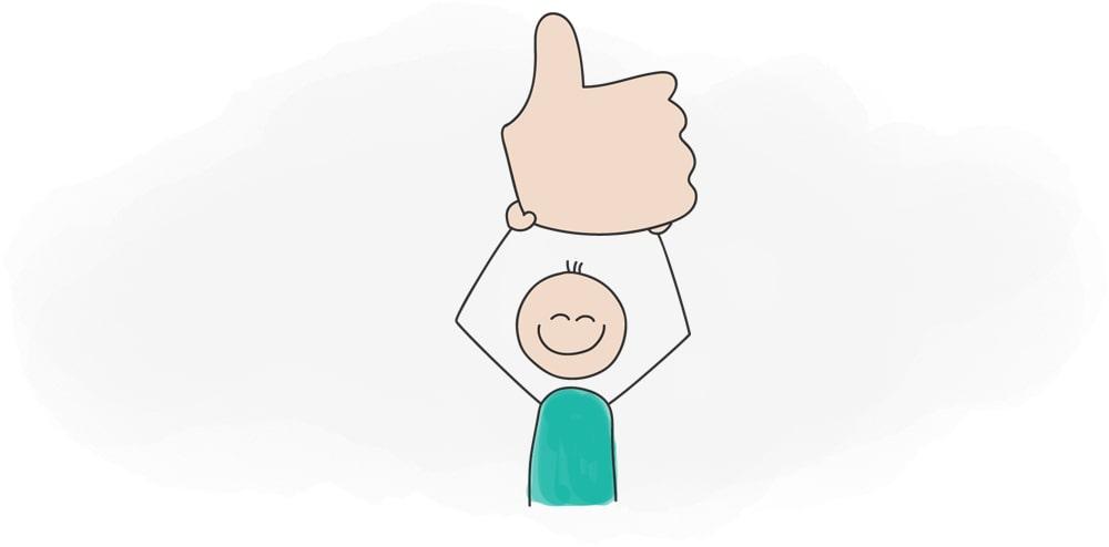 مشتری راضی و اعتماد به برند