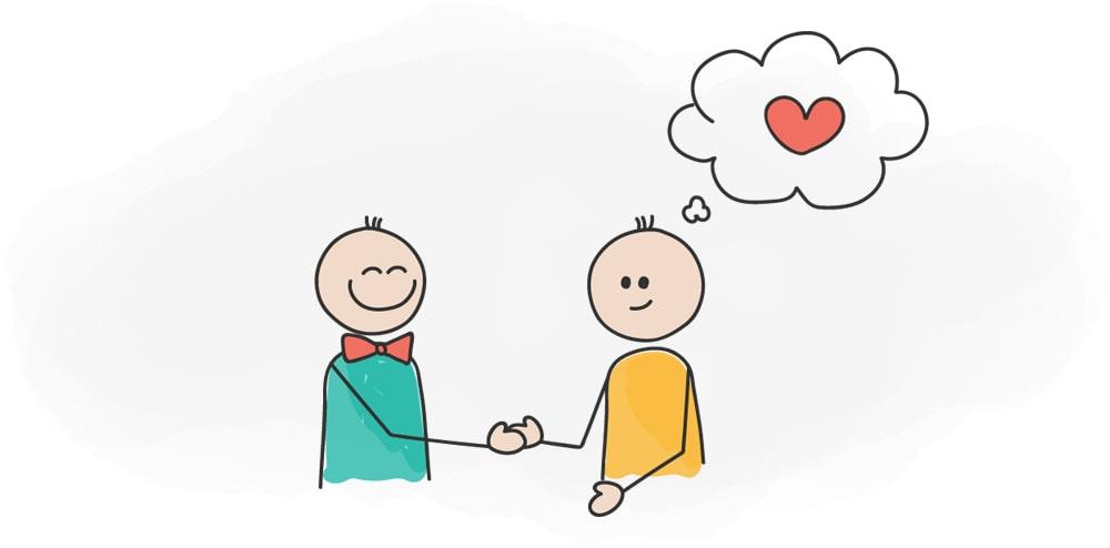 نحوه رفتار با مشتریان با هدف بهبود رضایت مشتری