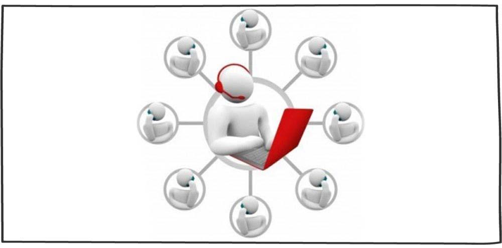 امکانات نرم افزار crm- خدمات مشتری