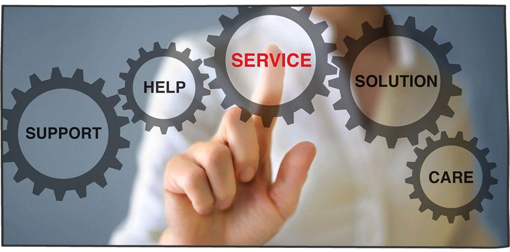 اهمیت خدمات مشتری