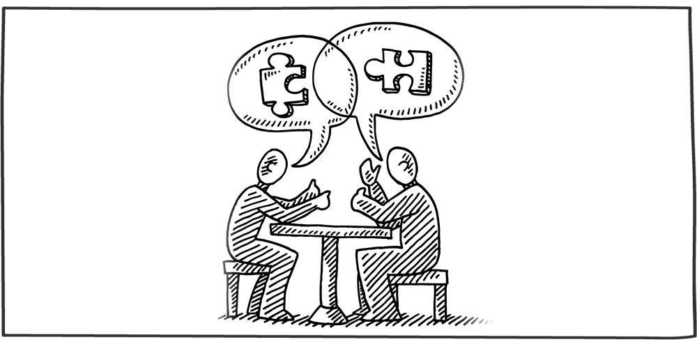 مدیریت شرایط و مکالمات سخت و دشوار