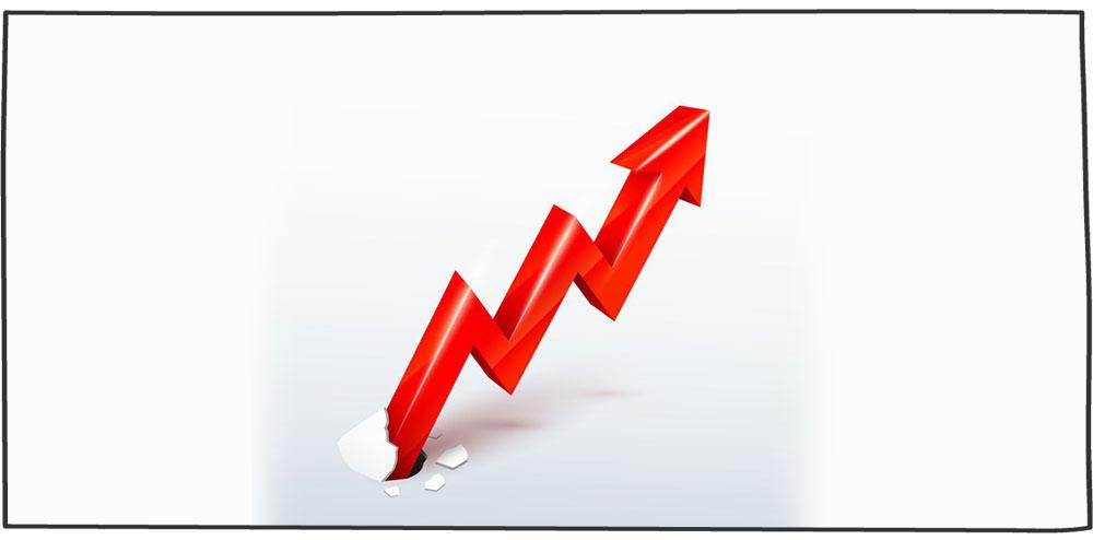 نرخ رشد فروش مناسب-شاخص کلیدی ارزیابی عملکرد