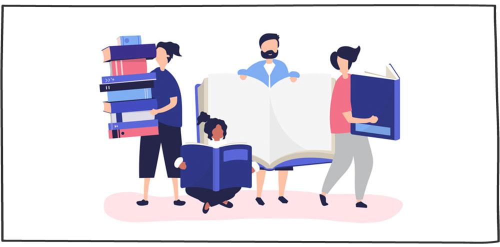 تکنیک فروش در لیندکین- ارتباط با خوانندگان