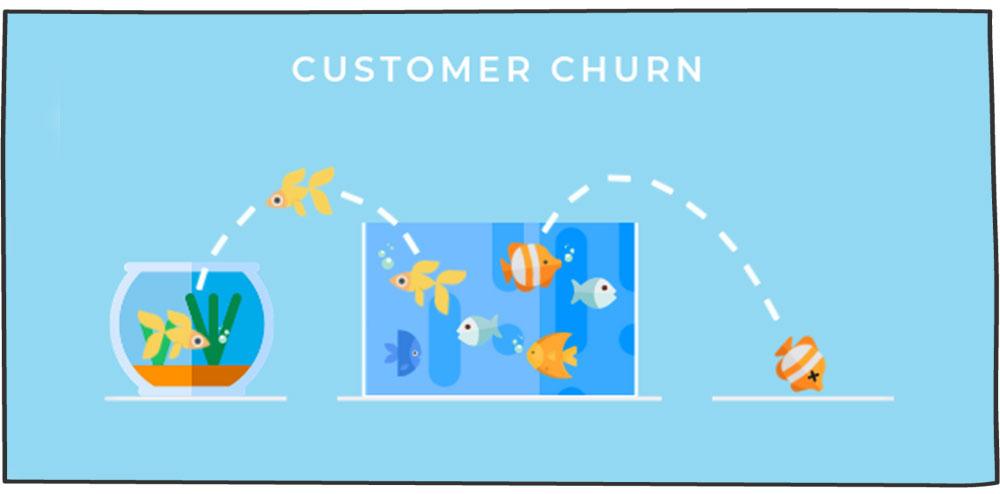 نرخ ریزش مشتری- شاخص کلیدی ارزیابی فروش