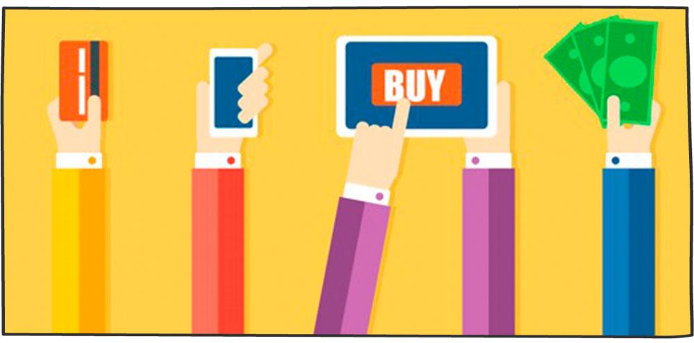 ساده سازی پرداخت- تکنیک فروش