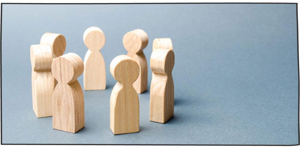 تکنیک های فروش در لینکدین- پیوستن به گروهها