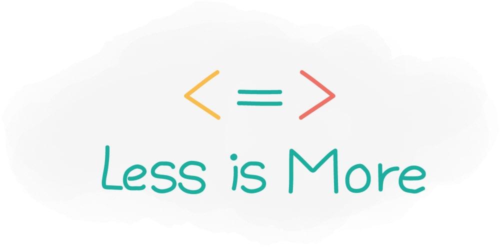 کمتر بیشتر است- شاخص کلیدی KPI