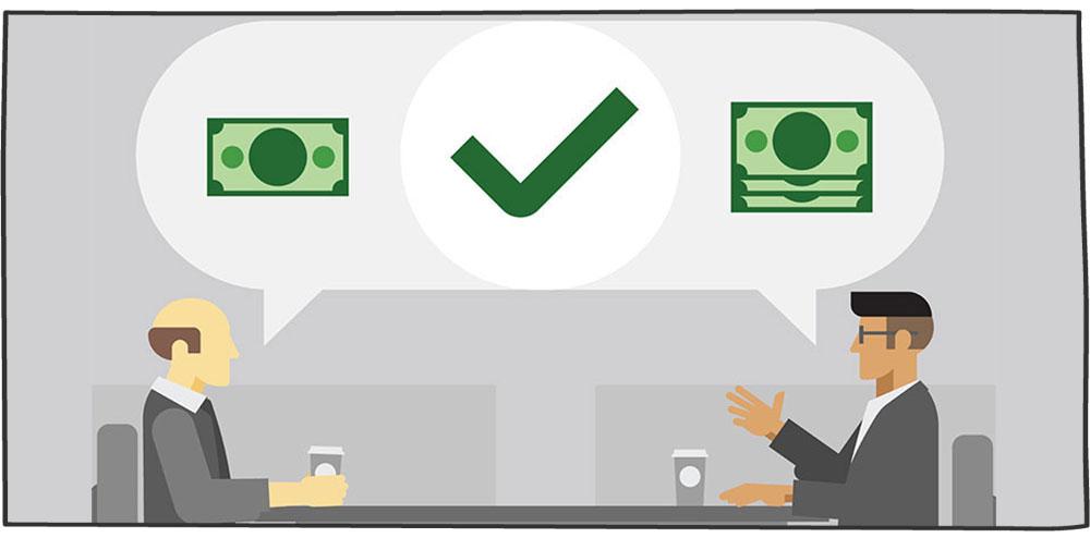 تکنیکهای مذاکره فروش برای تیم فروش