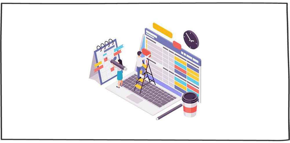 تقویم ایمیل مارکتینگ- بازاریابی ایمیلی
