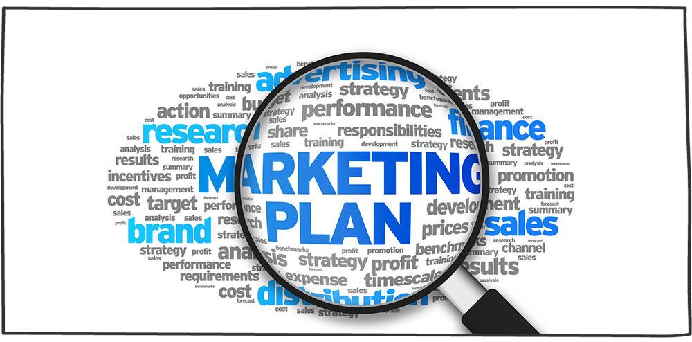 برنامه بازاریابی- ساختار