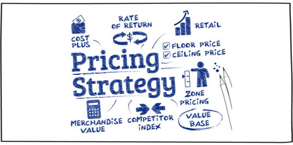 مفهوم استراتژی قیمت گذاری