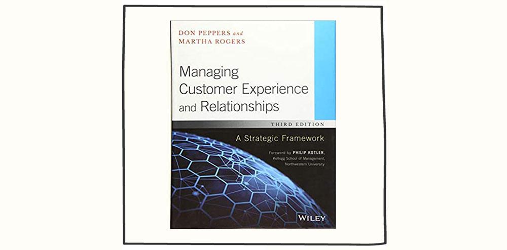 نمونه کتاب مدیریت ارتباط با مشتری