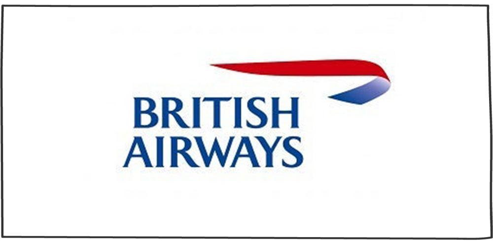 شرکت British airways و سی ار ام