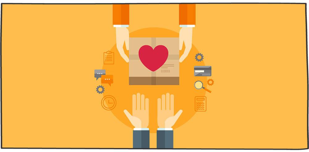 خلق ارزش برای مشتری