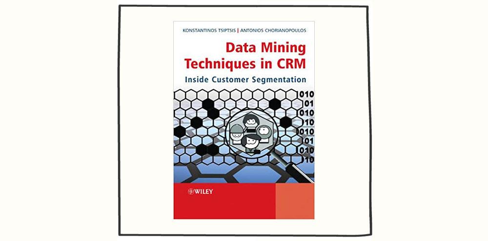 کتاب تکنیک داده کاوی در crm