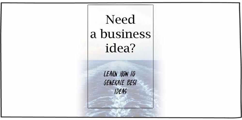 نحوه ایده پردازی برای کسب و کار