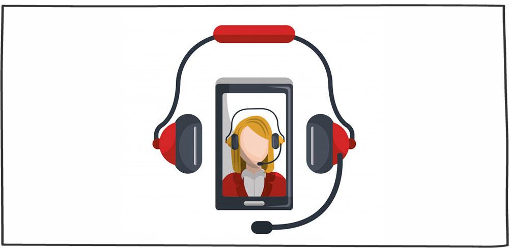 ویژگی های بازاریاب تلفنی