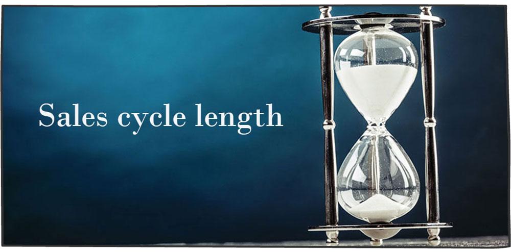 طول چرخه فروش
