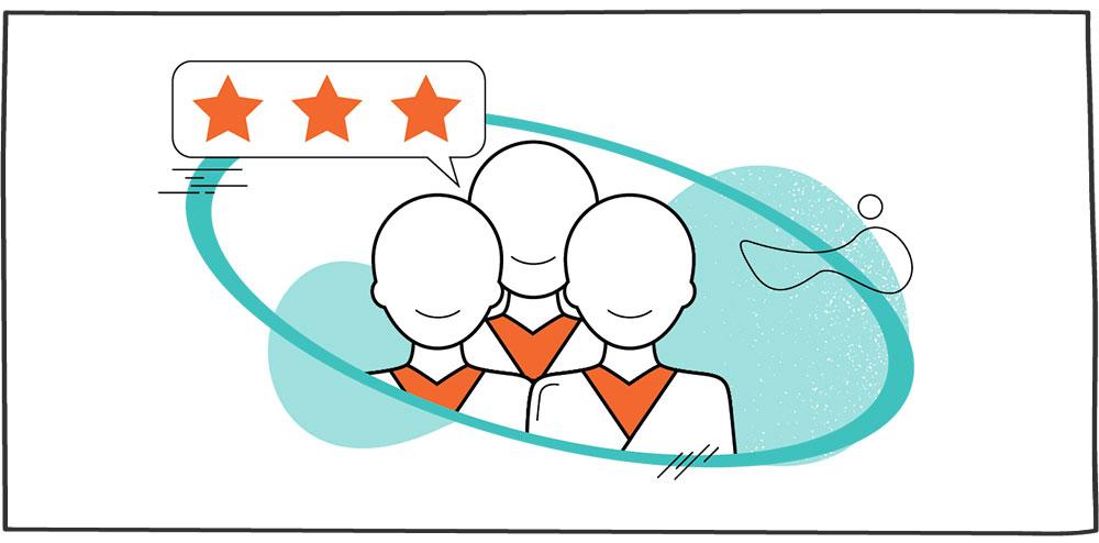 crm و رضایت مشتریان