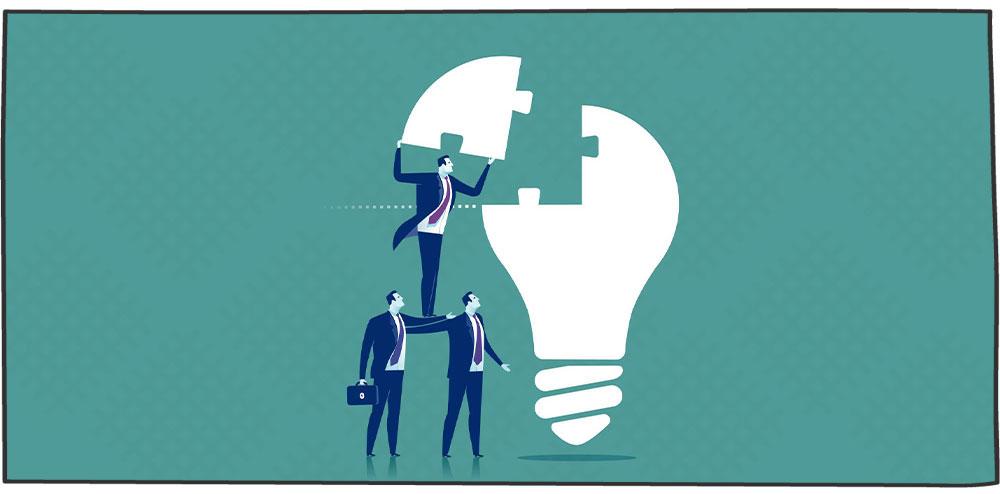 نقش ایده پردازی در روابط تجاری