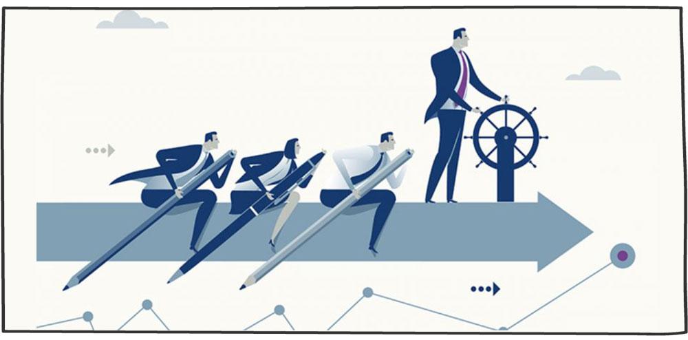 نقش مدیر شرکت در موفقیت کسب و کار
