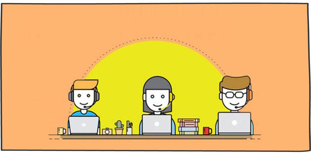 نقش خدمات مشتریان در بازگشت مشتری