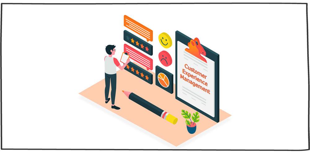 استراتژی های مدیریت تجربه مشتری