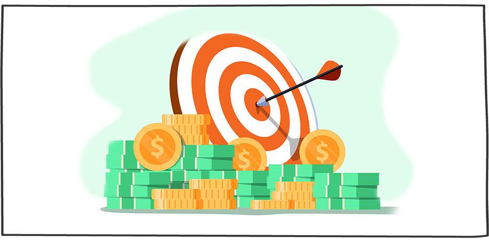 تعیین بازار هدف در برنامه فروش