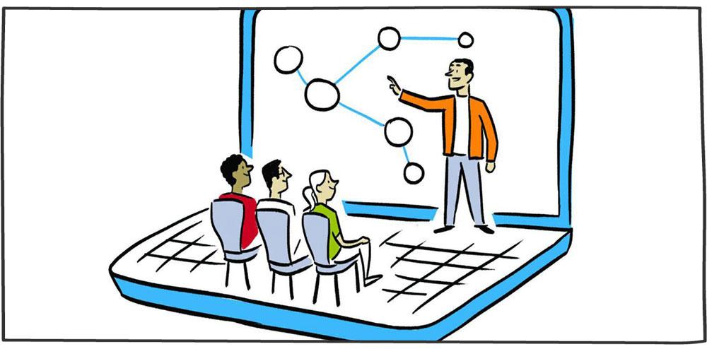 برگزاری رویدادهای متناسب با نیازهای مشتری