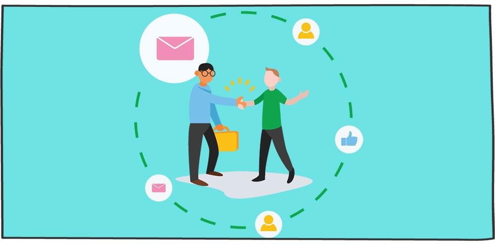 بهبود ارتباط با مشتریان فعلی