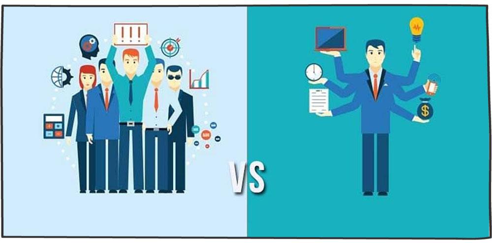 نقش مدیر و رهبر در موفقیت کسب و کار
