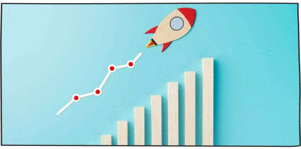 عوامل رشد کسب و کار مثل موشک