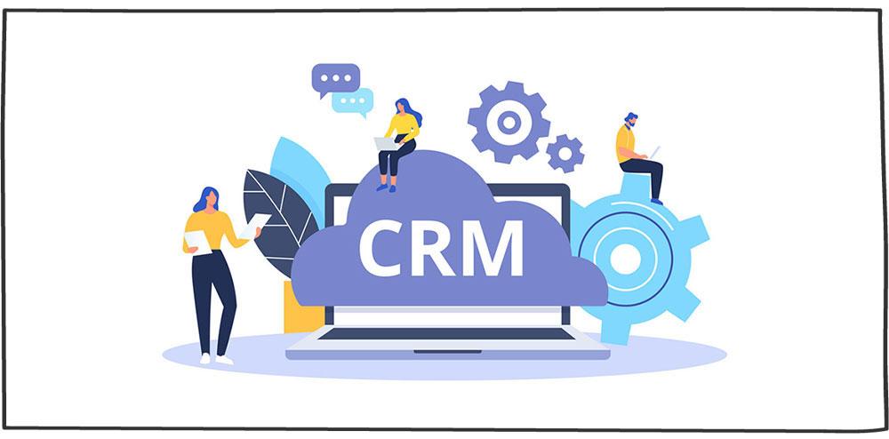 مدیریت کسب و کار با CRM